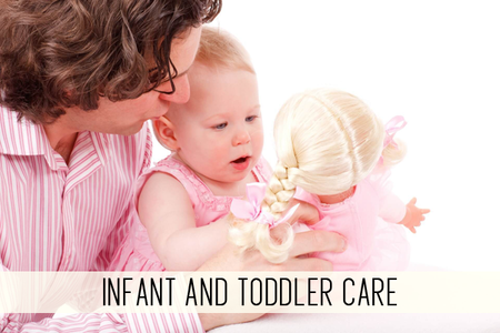 infant and toddler care online child care class