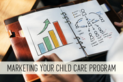 marketing your child care program online child care class