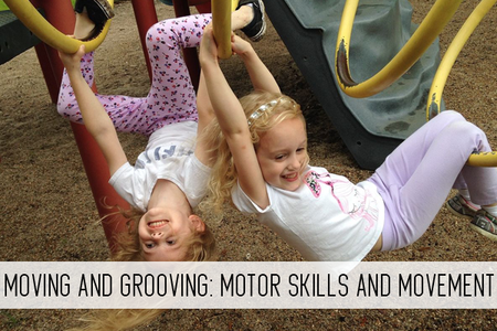 IJL1 - Moving and Grooving: Motor Skills and Movement
