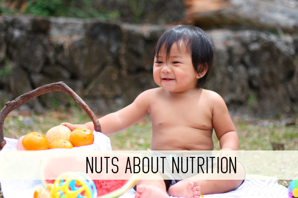 nuts about nutrition online child care class