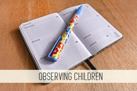 Observing Children