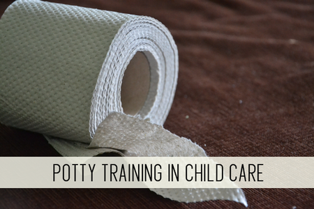 DJL3 - Potty Training in Child Care