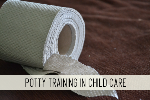 potty training in child care online class