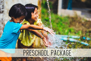 preschool package online child care classes
