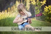 school-age development online child care class