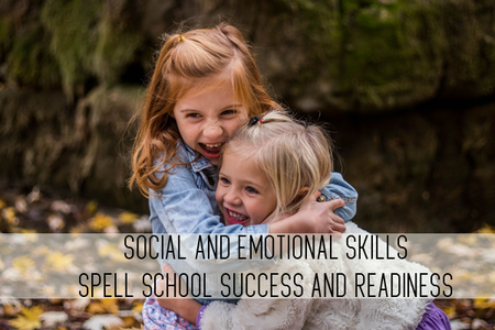 Social and Emotional Skills Spell School Success and Readiness