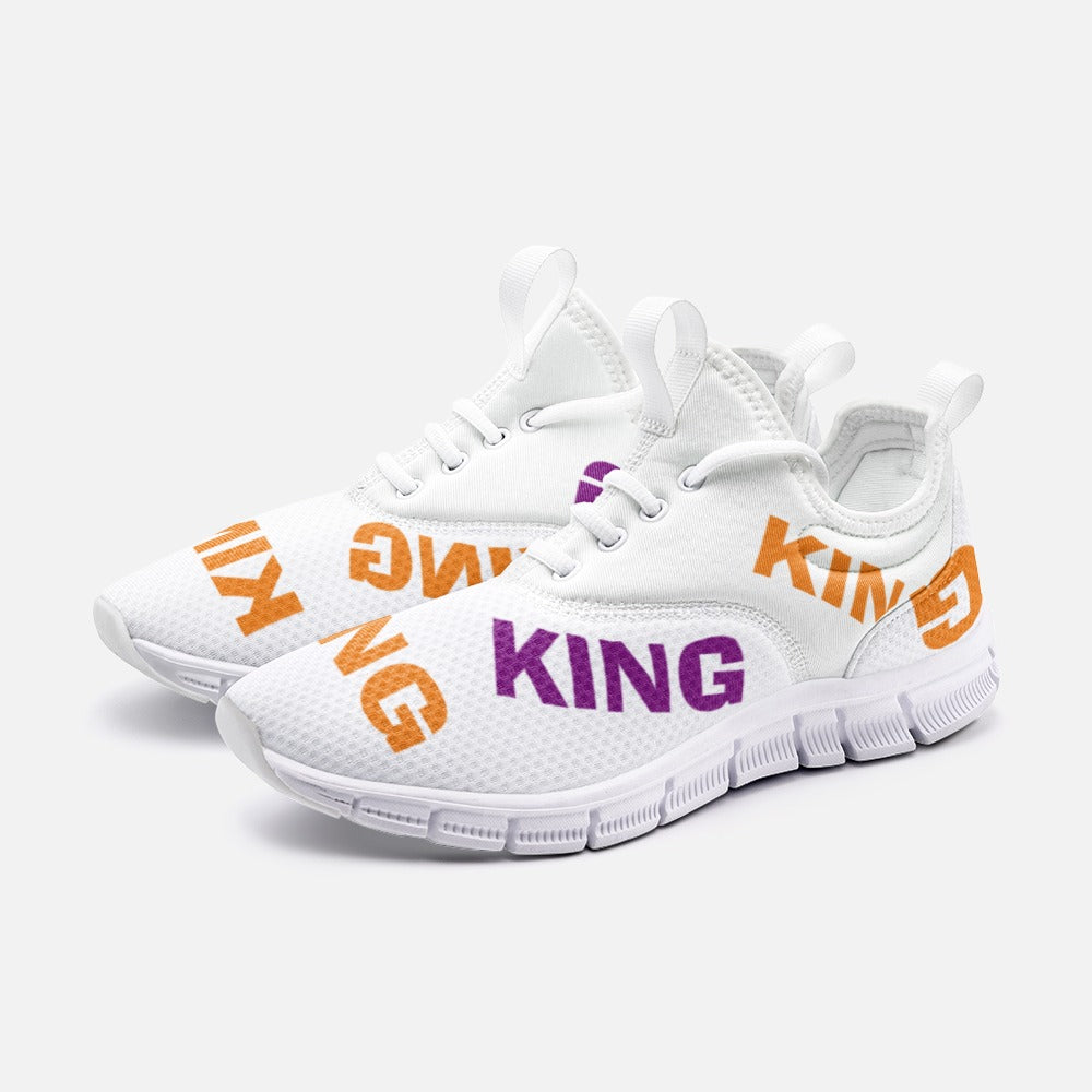 King Unisex Lightweight Sneaker City Runner - Lilrobinzz-clout