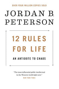 12 Rules for Life: An Antidote to Chaos - Lilrobinzz-clout