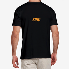 Load image into Gallery viewer, KING PILL  Men's Heavy Cotton Adult T-Shirt