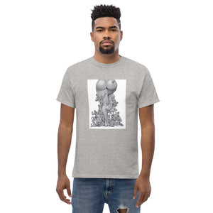 women and there simps Men's heavyweight tee