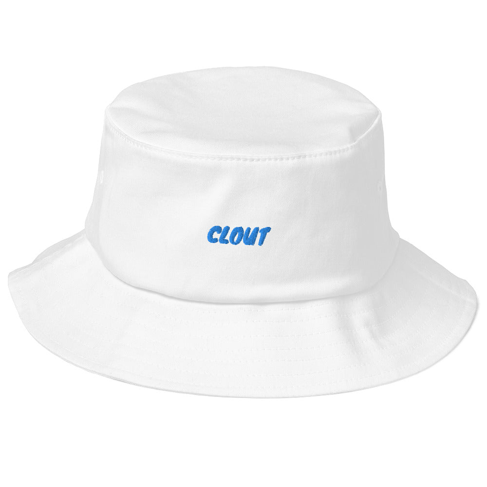 CLOUT Old School Bucket Hat - Lilrobinzz-clout