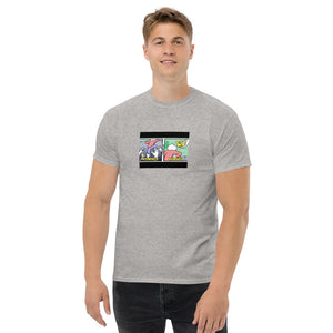 KING CULTURE Men's heavyweight tee