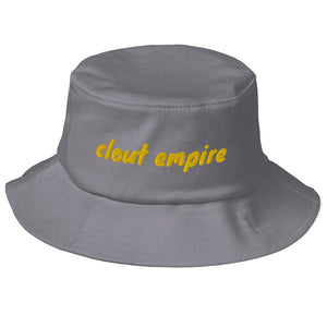 clout empire Old School Bucket Hat - Lilrobinzz-clout