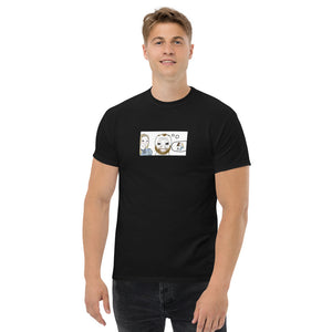 stop simping coomer Men's heavyweight tee