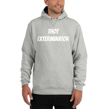 Load image into Gallery viewer, THOT EXTERMINATOR Champion Hoodie - Lilrobinzz-clout