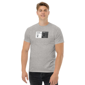 giga chad relapse Men's heavyweight tee