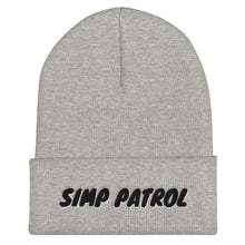 Load image into Gallery viewer, SIMP PATROL Cuffed Beanie - Lilrobinzz-clout