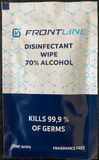 Disinfectant 70% Alcohol Wipe Kills 99.9% of germs