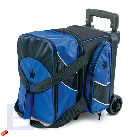 Edge Single Roller Bowling Bag
