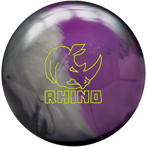 Reactive Rhino Brunswick Bowling Ball - Hook Ball - Affordable performance Reactive