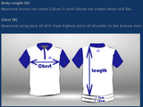 Odin Shirts Size Guide Tenpin Bowling Shirts Apparel