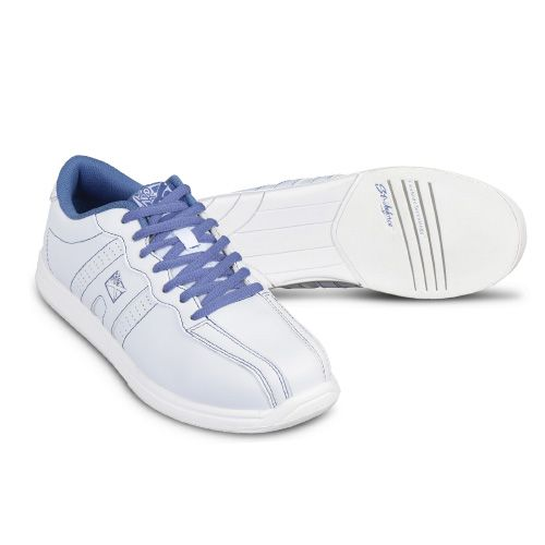 OPP White/Periwinkle Womens Strikeforce Shoes