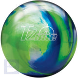 Polyester Bowling Ball - Brunswick T Zone - Ocean Reef