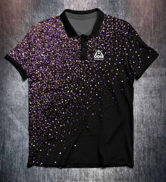Purple Rain Tenpin Bowling Shirt and Apparel