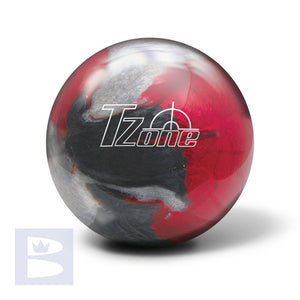 Polyester Bowling Ball - Brunswick T Zone - Scarlet Shadow