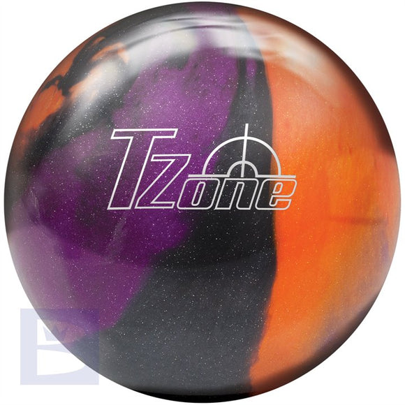 Polyester Bowling Ball - Brunswick T Zone - UV Sunrise