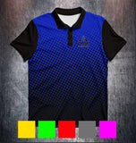 Half tone dots (Various Colours) shirt