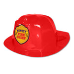 Kids Helmet with Deputy Fire Chief Sticker