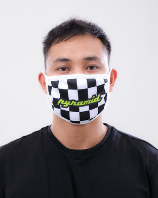 Finish Line Face Mask