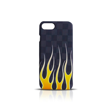 Flames Case Iphone X