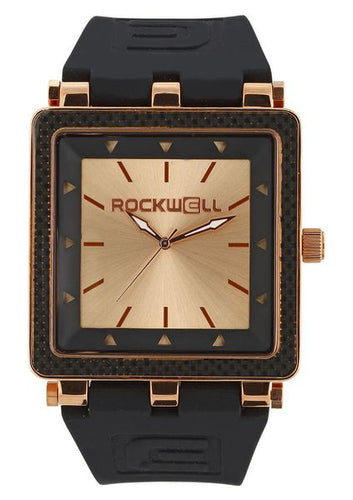 Rockwell- CF (Rose Gold)-Watch-Carbone's Clothing Co.