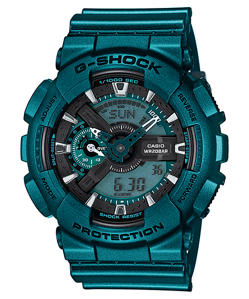 G-Shock- Metallic Color-Watch-Carbone's Clothing Co.