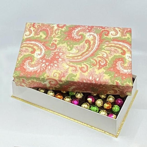 144 Piece Silk Boxes