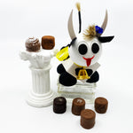 6 Piece Cow Truffle Box