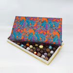 72 Piece Jungle Silk Box