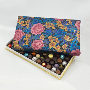 72 Piece Midnight Silk Box
