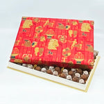 96 Piece Egyptian Silk Box