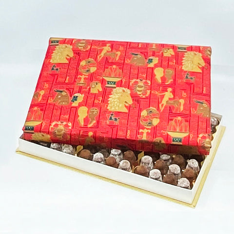 96 Piece Silk Boxes
