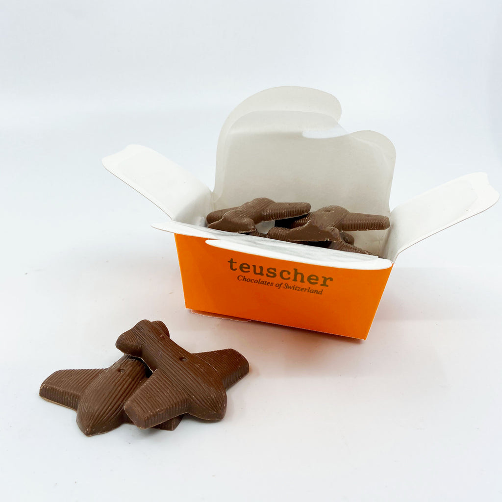 Chocolate Airplanes