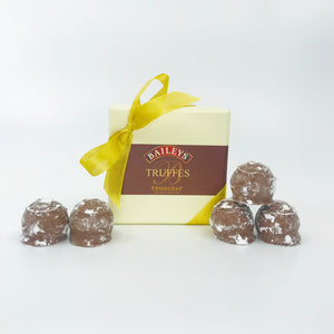 Four Piece Baileys Irish Cream Truffle