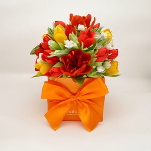 Large Tulip Floral Boxes