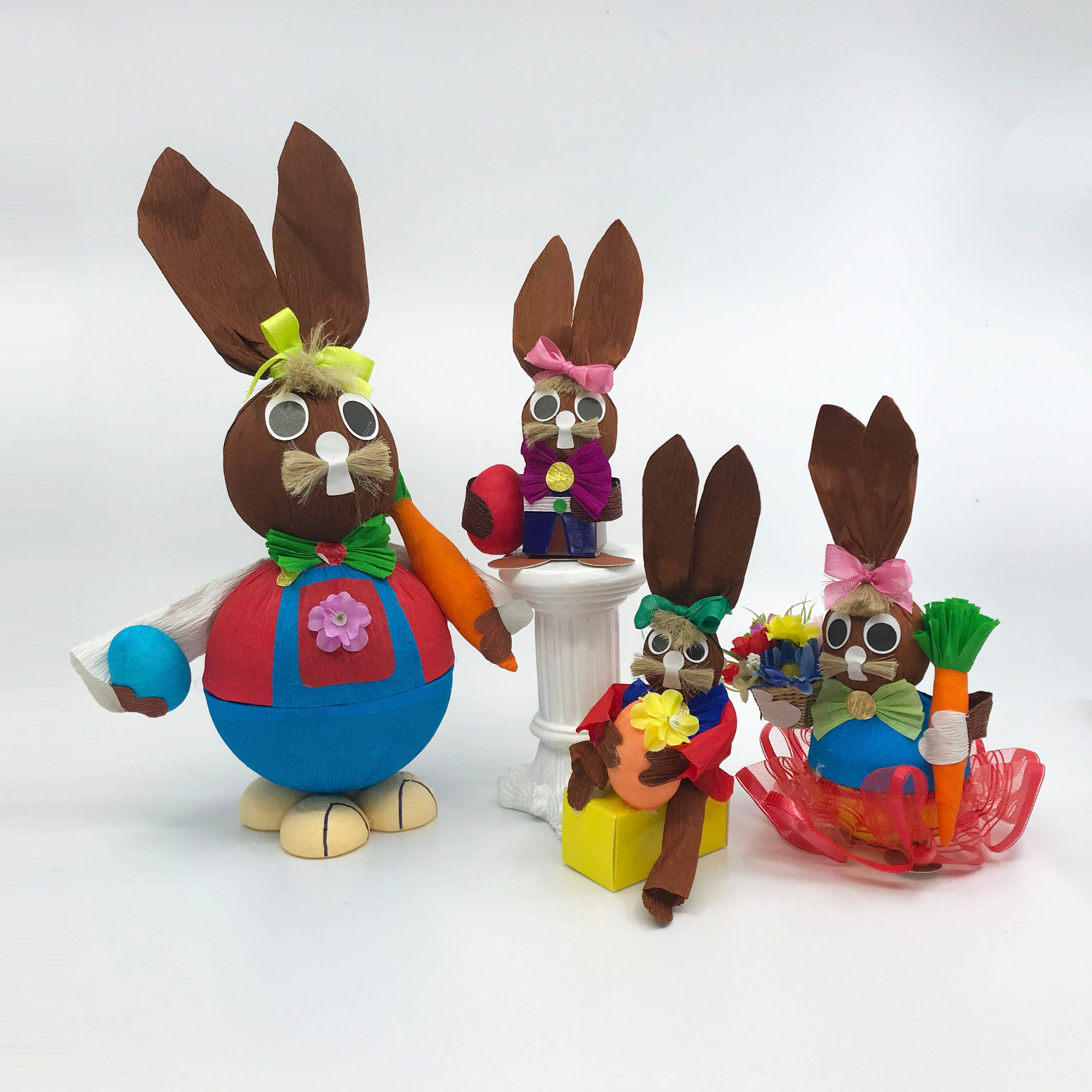 Easter Bunny Boxes