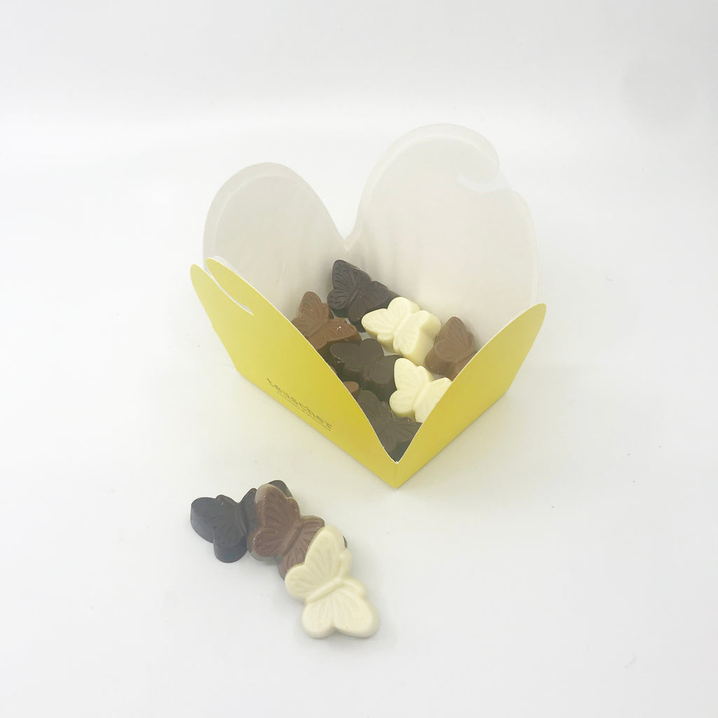 Gianduja Butterflies