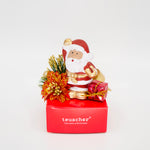 Ceramic Santa Truffle Box