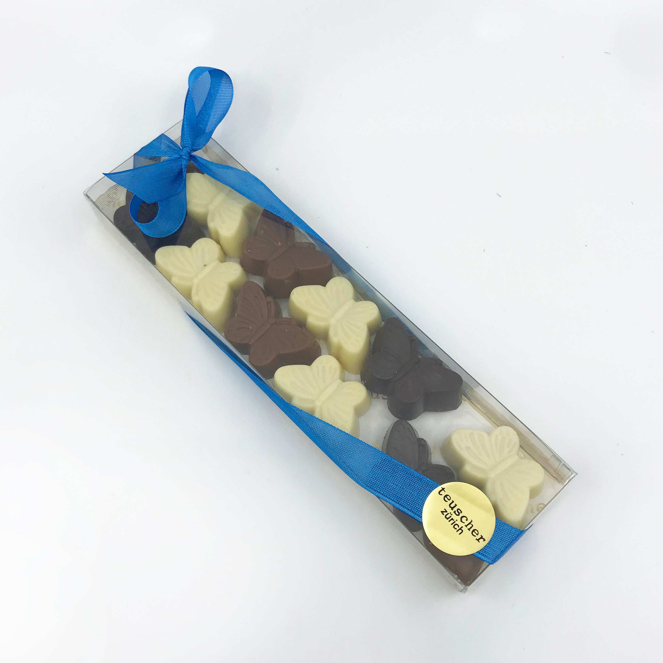Gianduja Butterfly Gift Box