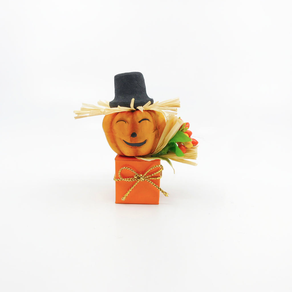 Pumpkin Truffle Box